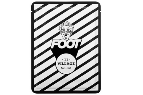 Village 11 Factory: Relax Day Foot Mask (Mascarilla hidratante para pies)