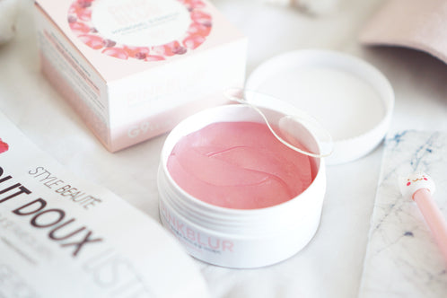 G9SKIN: Pink Blur Hydrogel Eye Patch