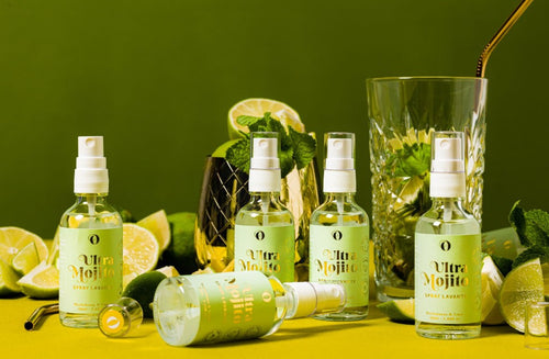 The Singular Olivia: Spray Hidroalcohólico Ultra Mojito (50ml)