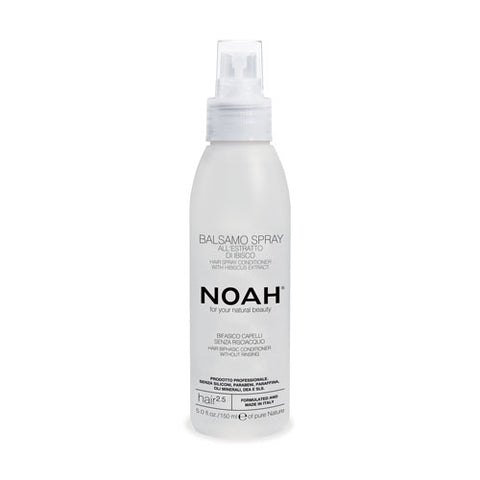 NOAH: 2.5 Hair Spray Conditioner Biphasic (Acondicionador bifásico en spray)