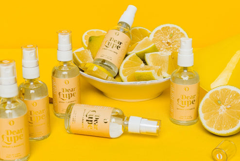 The Singular Olivia: Spray Hidroalcohólico Dear Lupe (50ml.)
