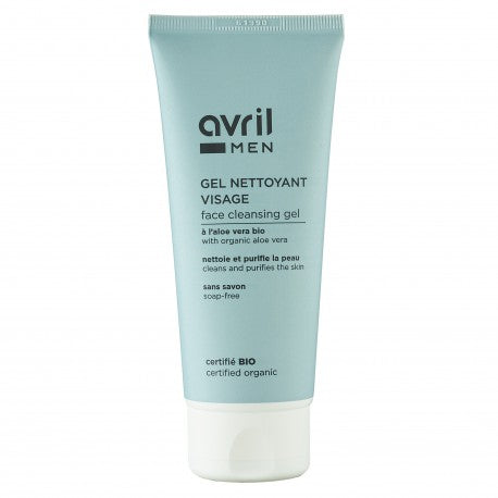 Avril: Men Gel Nettoyant Visage (Gel de limpieza facial)