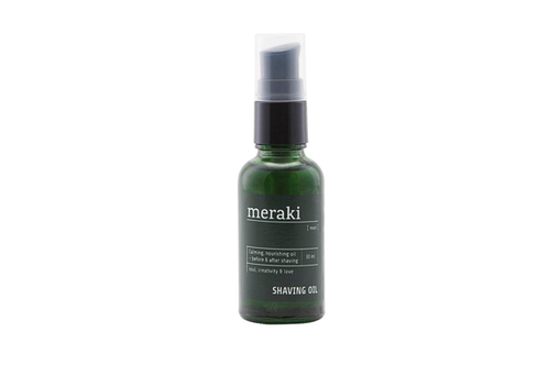 Meraki Men: Shaving Oil (Aceite de afeitado)