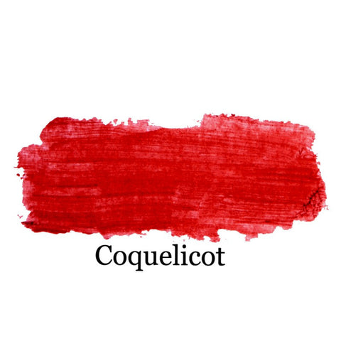 Nº 597 Coquelicot