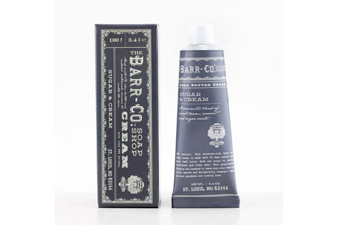 Barr-Co: Sugar & Cream Hand and Body Cream (Crema de manos y cuerpo)