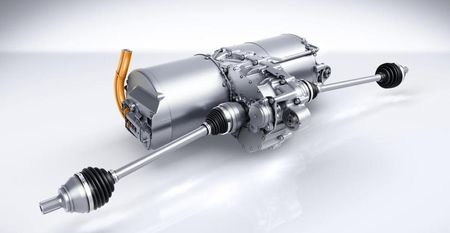 Drive Systems & Gear Boxes For Electric Vehicles