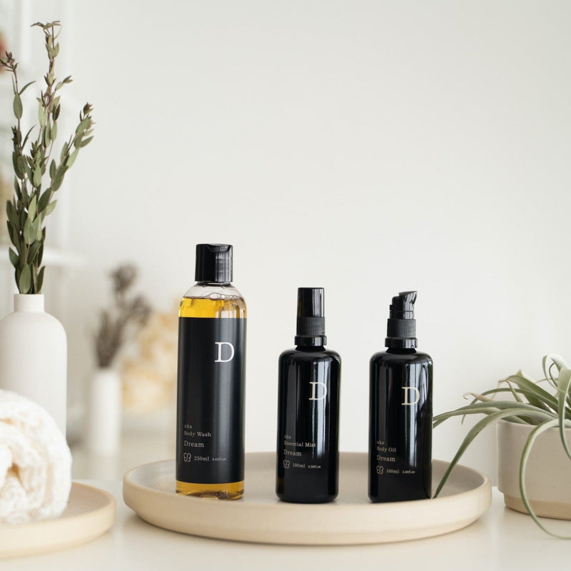 uka Organic Body Care Series