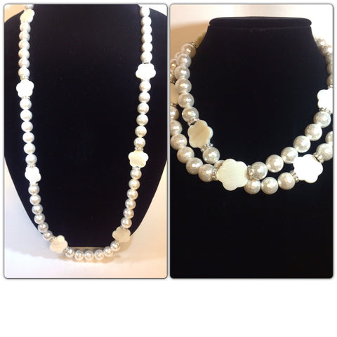 Pearl Two-Way Necklace