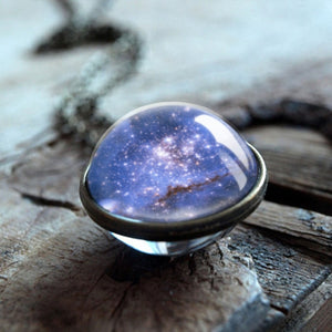 The Cosmos Necklace - Dreamer Jewels