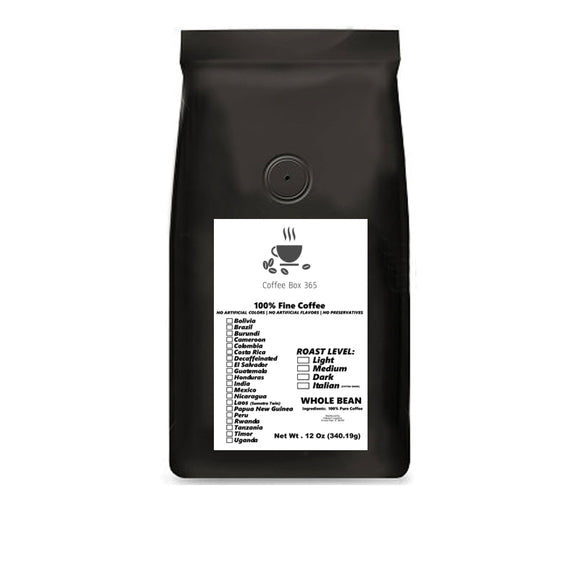 Timor Single-Origin Coffee-coffeebox365