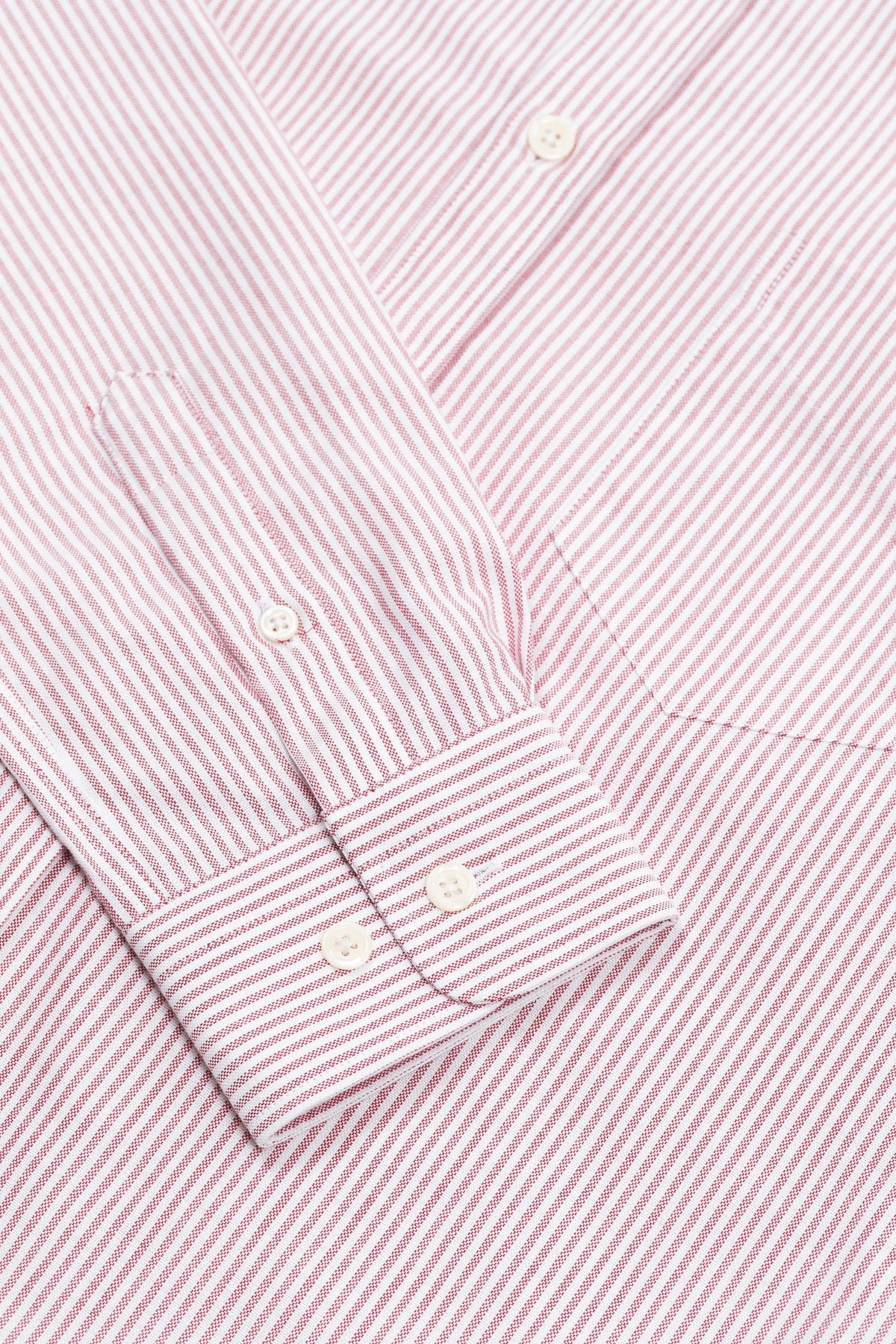 An ivy Skjorte The Red Striped Oxford Shirt