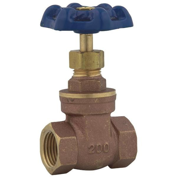 Watts Brass Gate Valves