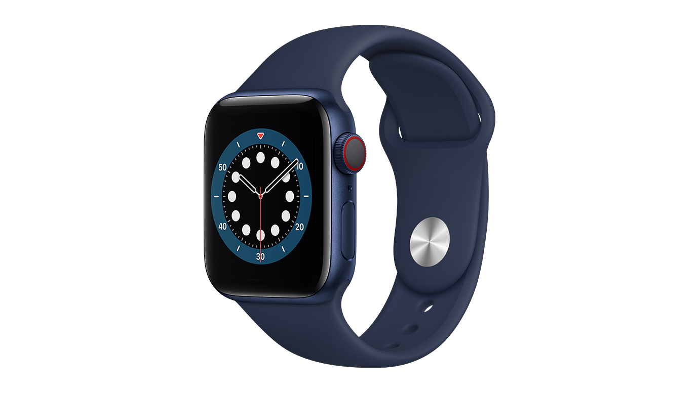 Apple Watch Series 6 (GPS + Cellular)