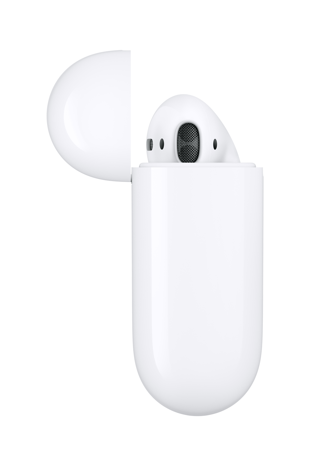 Apple AirPods with Charging Case (2nd Generation) - QuickTech.in