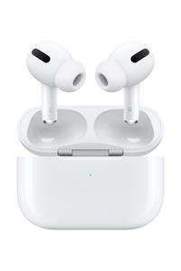 Apple MWP22HN/A Wireless Airpods Pro with Wireless Charging Case, White - QuickTech.in