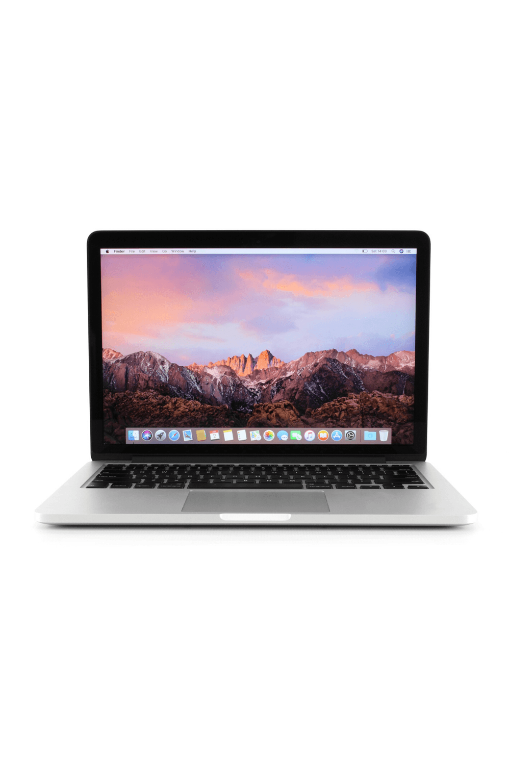 Renewed Apple MacBook Pro Retina A1398 15.4 inch 4th Gen-i7 | 16GB | 256 GB SSD | Mac OS Integrated Graphics | Silver - QuickTech.in