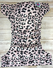 Load image into Gallery viewer, Pale Pink Leopard Cheetah Print Ai2