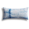 Vintage Indigo Ancestral Pillow, 11 x 22 in