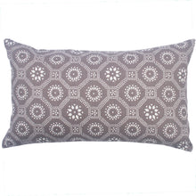 Load image into Gallery viewer, Taro Honeycomb Pillow, 12 x 20 in