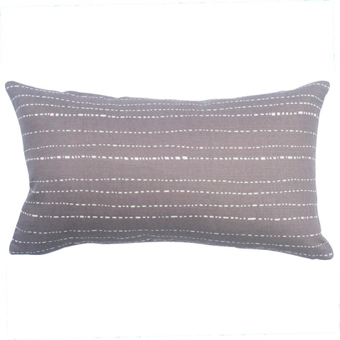 Taro Babyteeth Pillow, 12 x 20 in