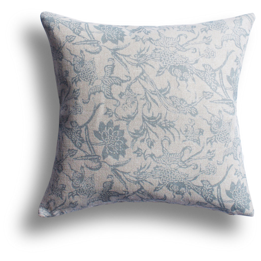 Prussian Carp Pillow - Spring
