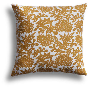 Flower Pillow - Cumin