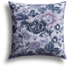 Load image into Gallery viewer, Summer Palace Pillow - Violet