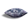 Summer Palace Pillow in Violet, 22 x 22 in
