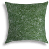 Han Pillow in Grass, 22 x 22 in