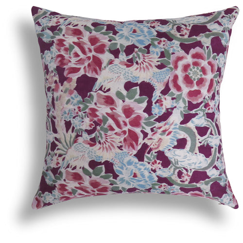 Mei Long Pillow - Mulberry