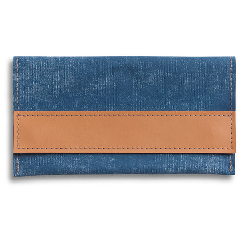 Distressed Mercantile Clutch