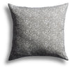 Chrysanthemum Pillow in Ginger, 22 x 22 in