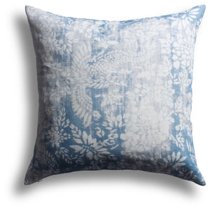 Plum Rains Pillow - Stream