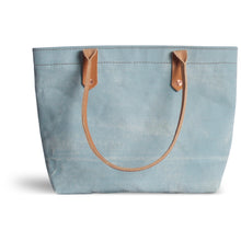 Load image into Gallery viewer, Small Mercantile Tote in Ming Blue