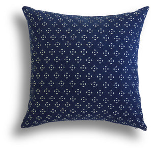 Limited Edition - Indigo Lun Pillow, 20 x 20 in
