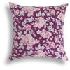 Vintage Garden Pillow, 22 x 22 in