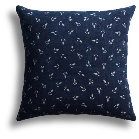 Limited Edition - Indigo Wu Pillow, 22 x 22 in