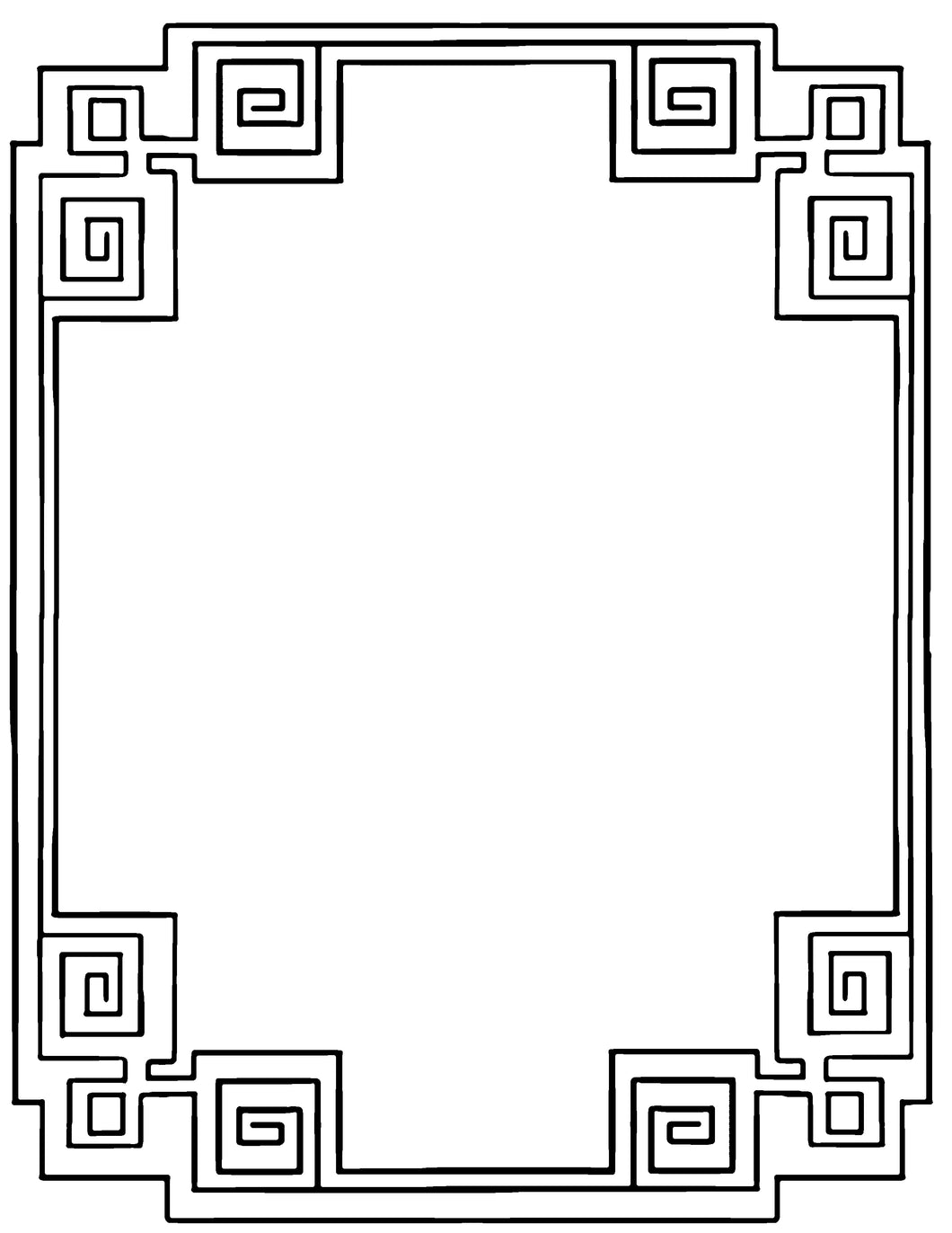 Free Printable Coloring Sheet III (Use Link Below!)