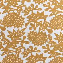 Load image into Gallery viewer, Flower Fabric - Cumin