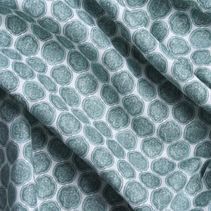 Eternal Knot Fabric - Jade