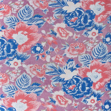 Load image into Gallery viewer, Summer Palace Fabric - Coral