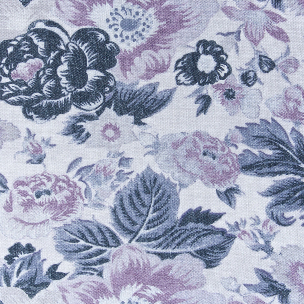 Summer Palace Fabric - Violet
