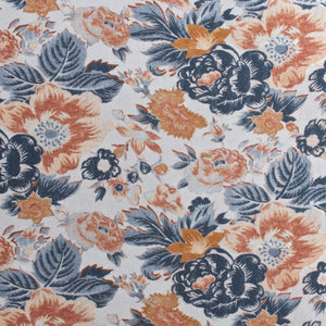 Summer Palace Fabric - Five Spice