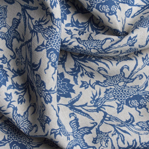 Prussian Carp Fabric - Pond