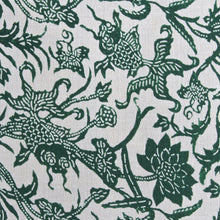 Load image into Gallery viewer, Prussian Carp Fabric - Emerald