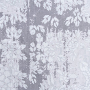 Plum Rains Fabric - White Tea