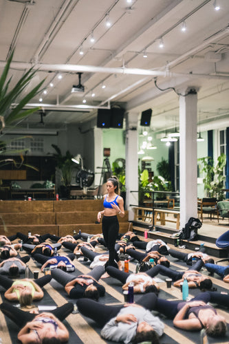 03/12/19 candlelit yoga - the attic lululemon (60 minutes)