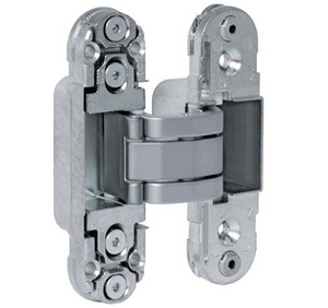 2.0 Eclipse AGB - Adjustable Concealed Hinge for Telescopic coverplate and Flush