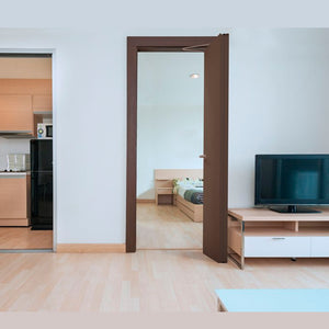 Compack 90 - Folding Door Hardware Set