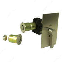 Load image into Gallery viewer, INOX(TM) Privacy Lock for Sliding Barn Door